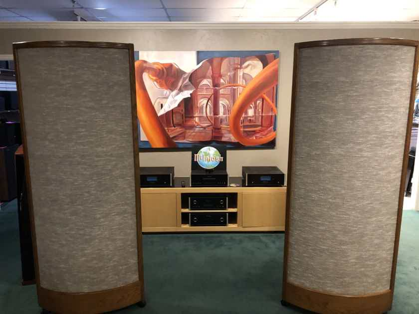 Sound Lab A-3 Floor Speakers with built in step up transformers