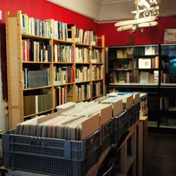 san telmo record shop
