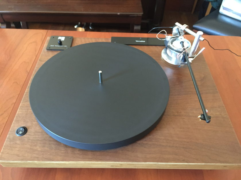 Well Tempered Labs Versalex and LTD Tonearm
