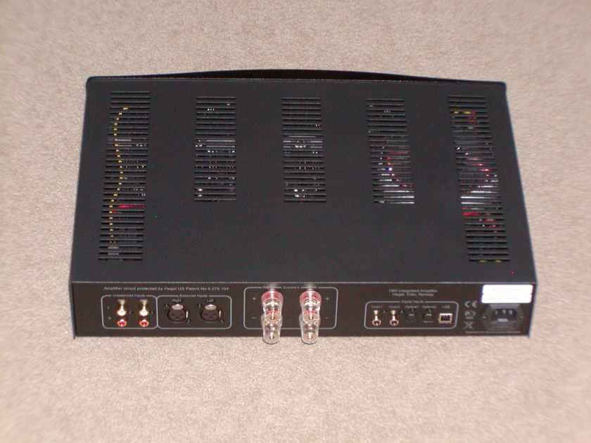 Hegel H80 Integrated Amplifier