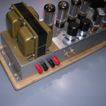 BALDWIN SUPER AMP by WILL VINCENTT Push Pull 6L6-5881-7581A and more