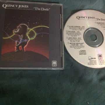 Quincy Jones - The Dude A & M Records Master Plus Serie...