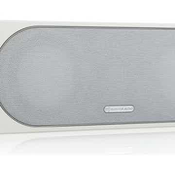 Radius 225 Slim LCR Speaker in Gloss WHITE