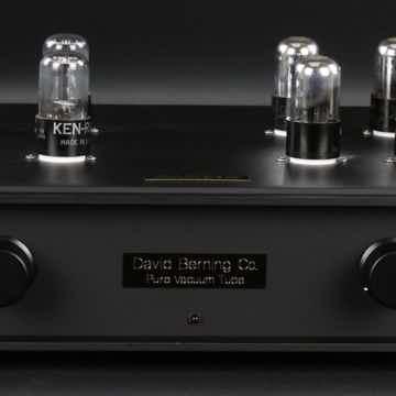 David Berning Co. Custom Octal Vacuum Tube Preamp Outboard Tube Power Supply