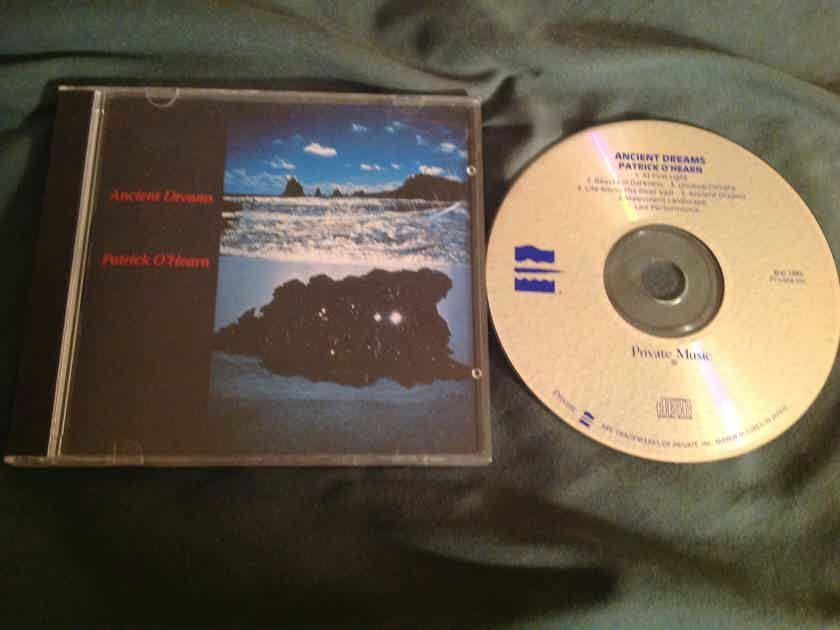 Patrick O'Hearn Ancient Dreams Japan Pressed Compact Disc