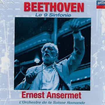 Beethoven: 9 Symphonies Ansermet Decca