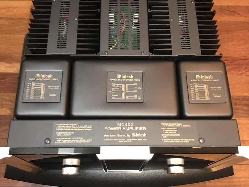 McIntosh MC402 Excellent Condition
