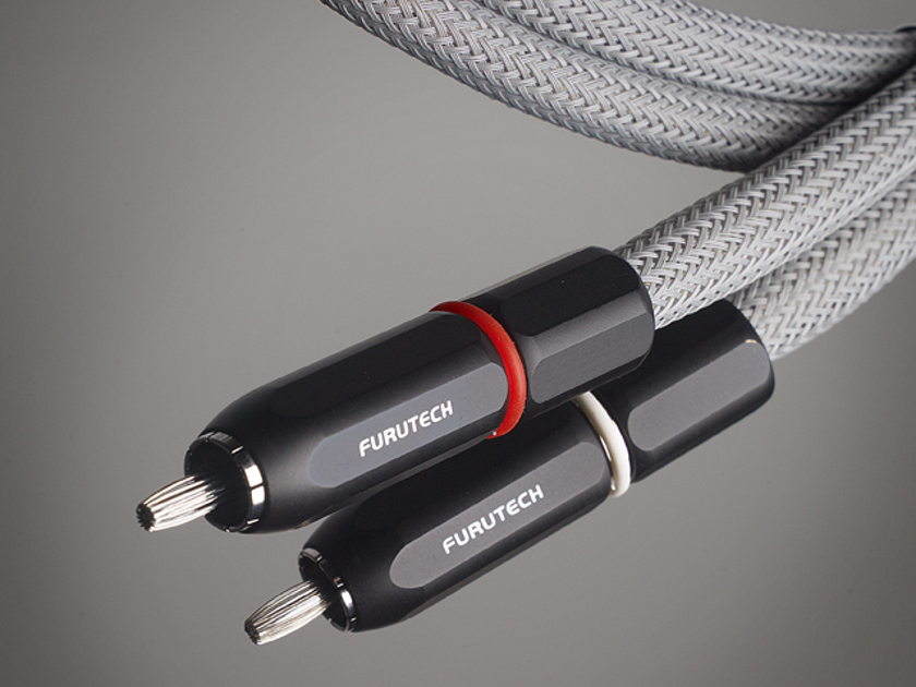 DR Acoustics Red Fire  RCA 1Meter Classe Audio Choice!!