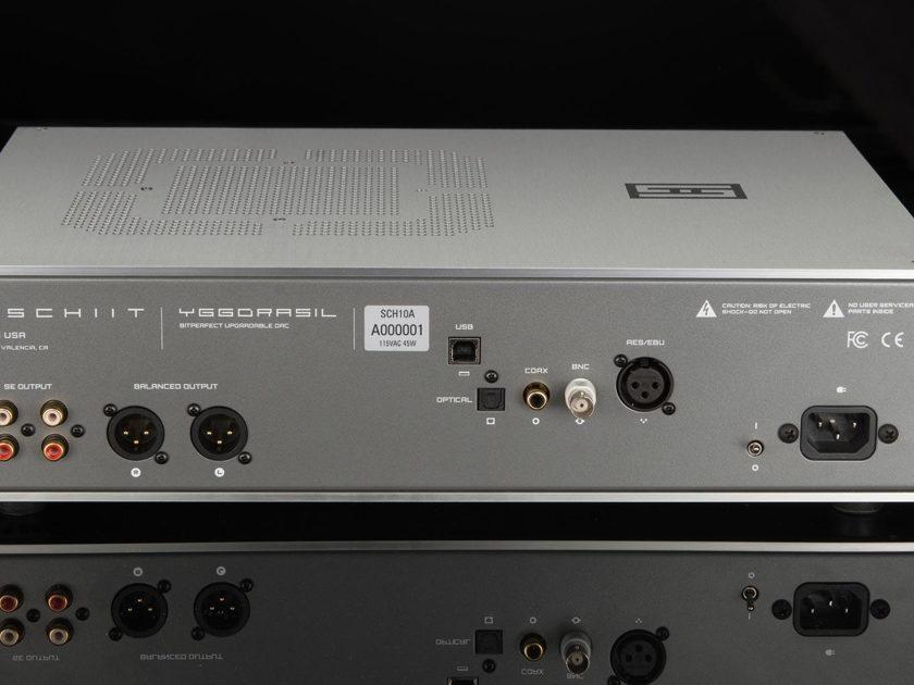 Schiit Audio Yggdrasil Analog 2 with Unison USB
