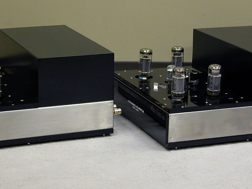 Doshi Audio Jhor 90W Monoblock Tube Amplifier Pair
