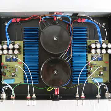 VALVET E2 single-ended Class-A dual-mono amplifier
