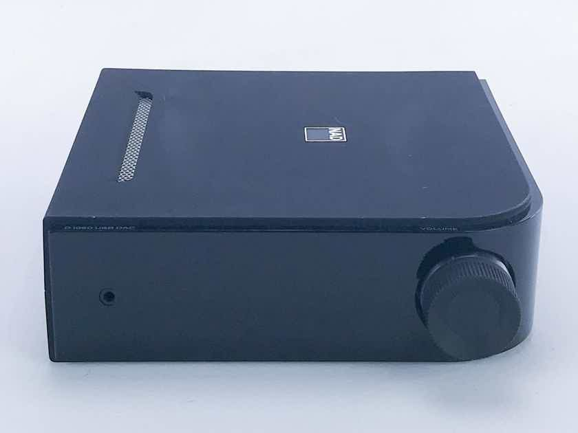 NAD D1050 DAC; D/A Converter; D-1050 (16624)