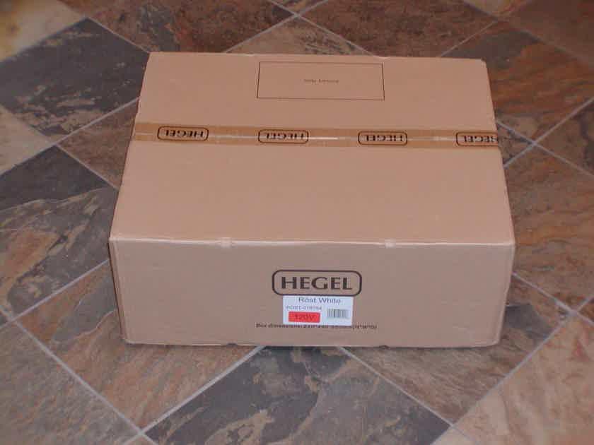 "Hegel ROST Integrated Amplifier ""White"""