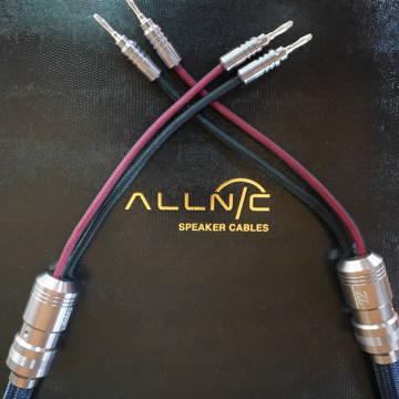 Allnic Audio ZL-8000s Speaker Cable