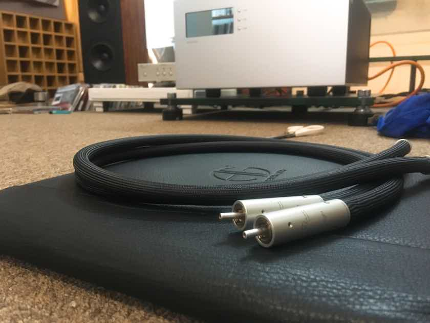 Argento Audio Flow RCA