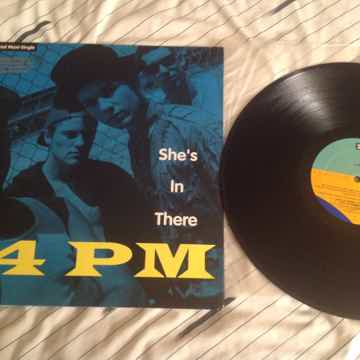 4 PM She's In There Reprise Records 12 Inch EP