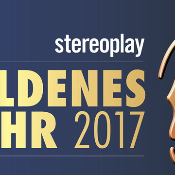 Stereoplay's Golden Ear Award 2017