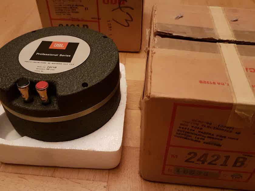 JBL 2421 Driver / Sold