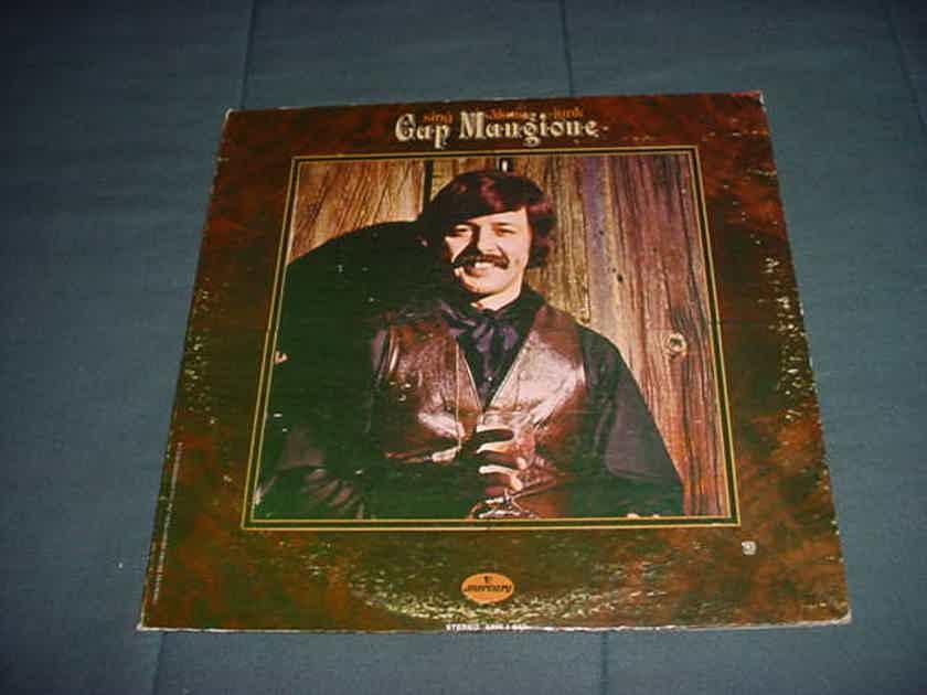 Gap Mangione sing along junk lp record