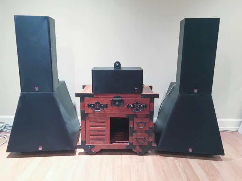 B&W (Bowers & Wilkins) THX Lucasfilm Sound System