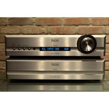 Pass Labs XP-20 - Reference Stereo Preamp w/ Outboard P...