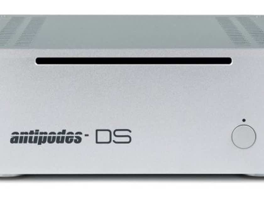 Antipodes Audio DS Music Server (Silver - Unopened Manufacturer's Original Packaging)