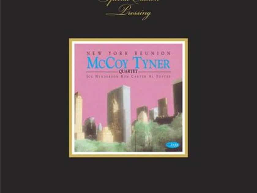 McCoy Tyner Quartet - New York Reunion   Chesky Records