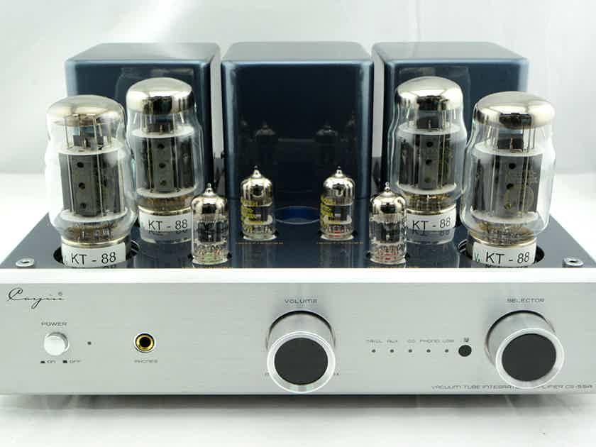 Cayin Audio USA CS-55A Integrated Tube Amplifier