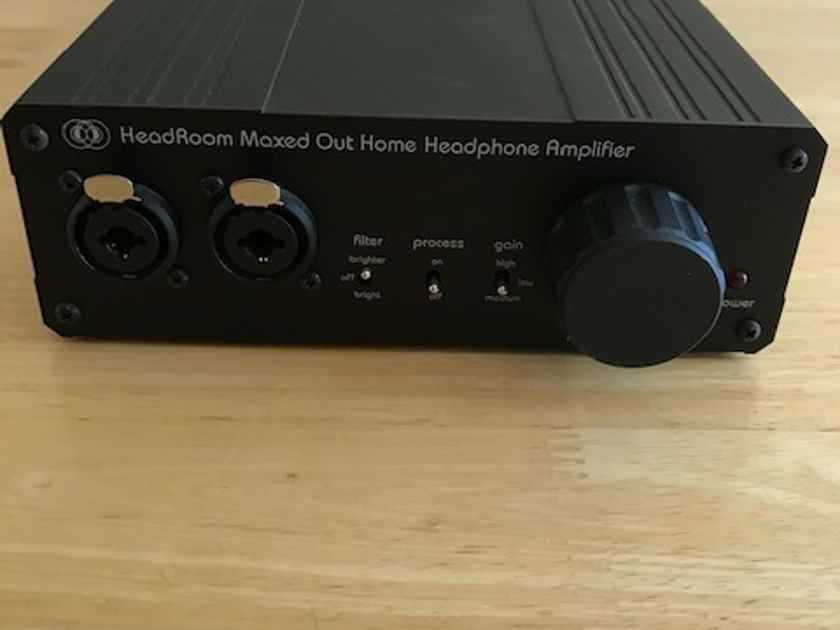 HeadRoom Maxed Out Home Headphone Amplifier