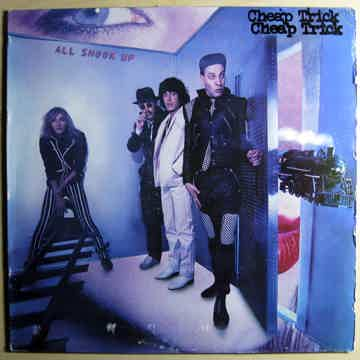 Cheap Trick - All Shook Up - White Label Promo 1980 Epi...
