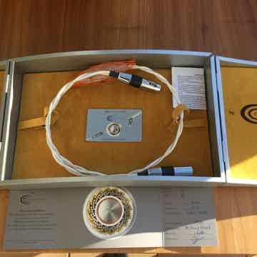 Crystal Cable CrystalDigit DREAMLINE PLUS XLR 110 Ohm Digital Cable 1.0m