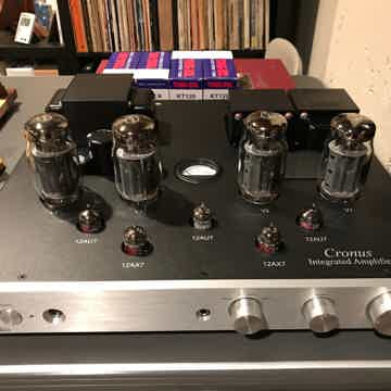 Rogue Audio Cronus Magnum 2 silver, MINT with upgrade p...