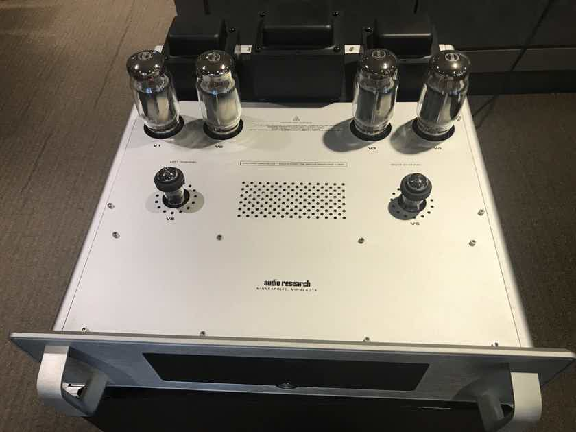 Audio Research VT-80 2-Channel Tube Power Amplifier - Demo/Warranty