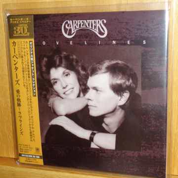 Carpenters Lovelines (Mini LP CD)