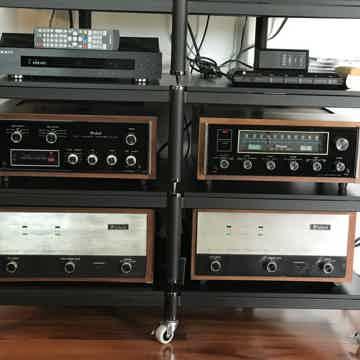vintage McIntosh system