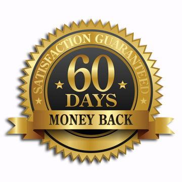 60-day Money Back Guarantee