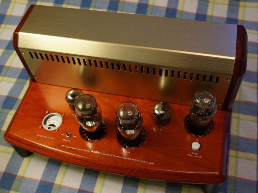 Yamamoto Soundcraft A-08S A work of art. Period.