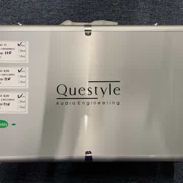 Questyle S402LE - 5GHz Wireless System with (2) R200's ...