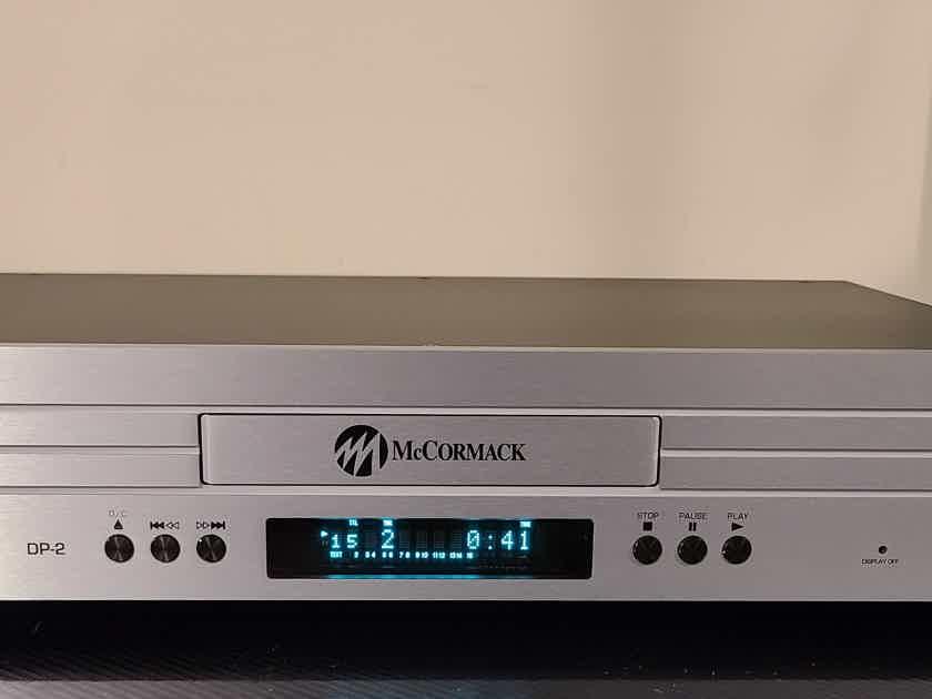 McCormack DP-2 CD Player.