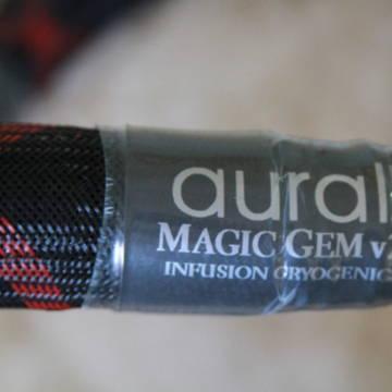 Aural Symphonics Magic Gem v2t Power Cord