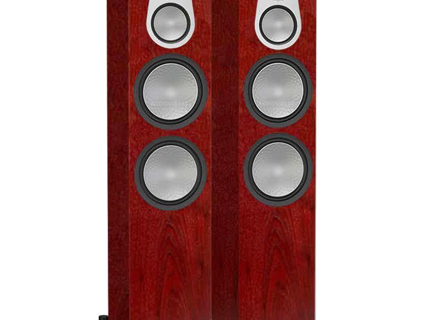Monitor Audio Silver 500 Spkers: B-Stock/Refurb; 5 Yr. Warranty; Free Shipping