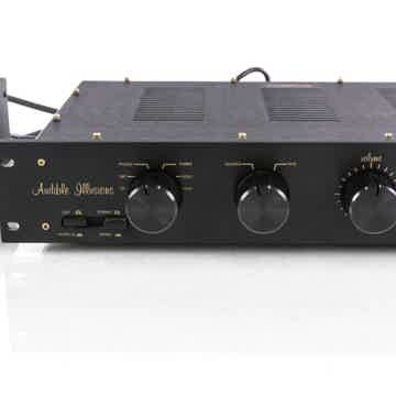 Audible Illusions Modulus 3 Stereo Tube Preamplifier