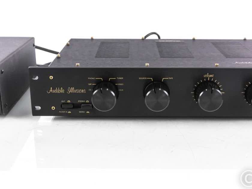 Audible Illusions Modulus 3 Stereo Tube Preamplifier; MM Phono (20937)