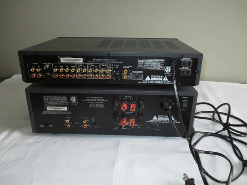 NAD C-162 Stereo Preamplifier w/Manual only (please see description)