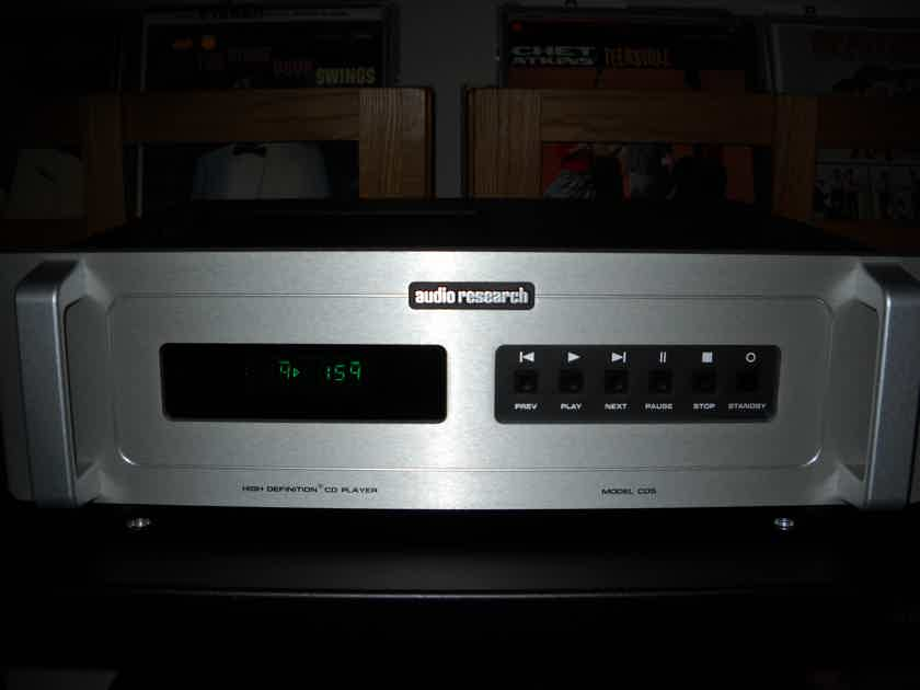 Audio Research CD5 Compact Disc Player Mint