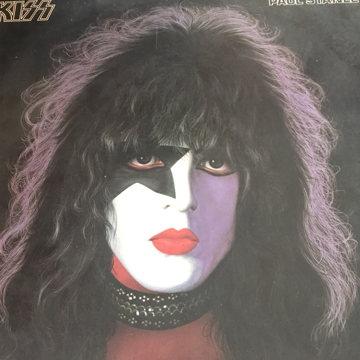 Kiss Paul Stanley Solo lp 1978 Original inserts Kiss Paul Stanley Solo lp 1978 Original inserts