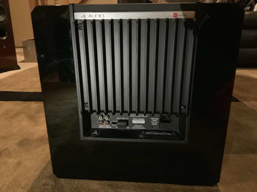 JL Audio e112-Gloss
