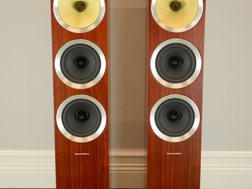 B&W (Bowers & Wilkins) CM8 S2 Floor Standing Speaker