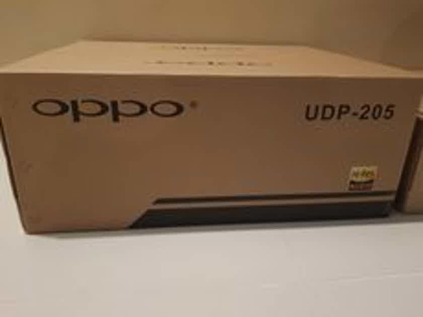 OPPO UDP-205 BRAND NEW