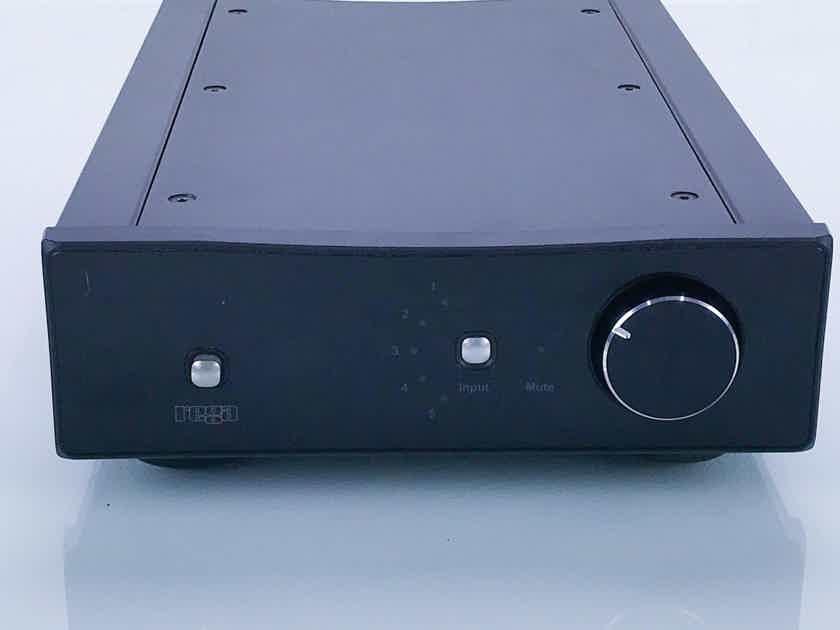 Rega Brio R Stereo Integrated Amplifier MM Phono; Remote (16706)